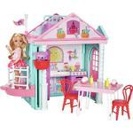 Dukkehusdukker Mattel Barbie Club Chelsea Playhouse