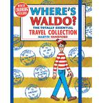 wheres waldo the totally essential travel collection