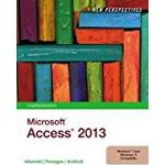 New Perspectives on Microsoft® Access 2013, Comprehensive