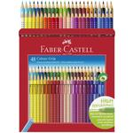 Faber-Castell Colour Grip Color Pencil 48-pack