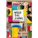 Wreck this journal Bøger Wreck This Journal: Now in Colour, Paperback