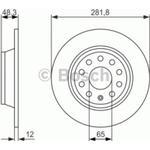 Autoreservedele Bosch 0 986 479 B93