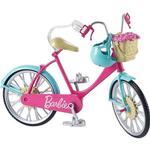 Dukkekøretøjer Mattel Barbie Cykel