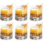 Køkkenudstyr Durobor Quartz Tumbler glas 33 cl 6 stk