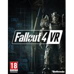 Understøtter VR (Virtual Reality) PC spil Fallout 4 VR