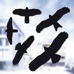 Swissinno Natural Bird Scares 5pcs