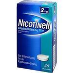 Nicotinell Lutschtabletten Mint 2mg 36stk