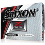 Premium bold - Golfbolde Srixon Z Star XV (12 pack)