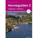 Havneguiden 2 Bøger Havneguiden 2. Langesund - Lindesnes (Spiral, 2014)