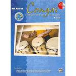 All about Congas: Everything You Need to Know to Start Playing Now!, Book & Enhanced CD (Okänt format, 2003)