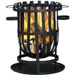 Bålsted La Hacienda Vancouver Firebasket with Grill 56cm