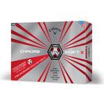 Golfbolde Golfbolde Callaway Chrome Soft X Truvis (12 pack)