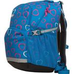 Tasker Bergans 2GO 24L - Light Sea Blue Hearts