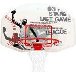 Basketkurve New Port plate