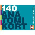 140 Anatomikort - hånden på hjertet, Hæfte