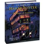 Harry Potter and the Prisoner of Azkaban: illustrated edition, Hardback