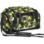Sportstaske Ergobag Jungle Flow 25L - Green/Black/Yellow