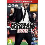 Football Manager 2018: Limited Edition