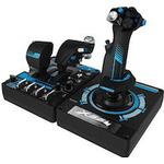 Joystick Spil Controllere Logitech X56 Rhino H.O.T.A.S.