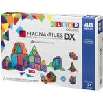 Byggesæt Magna-Tiles Clear Colors Deluxe Set 48pcs