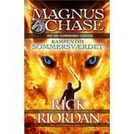 Magnus Chase og de nordiske guder 1 - Kampen om Sommersværdet, Lydbog MP3