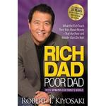Rich Dad Poor Dad, Paperback