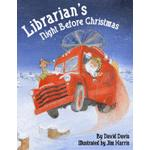 librarians night before christmas