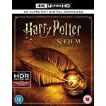 Harry Potter - Complete 8-Film Collection 4K Ultra HD+Blu-ray 2017 Region Free