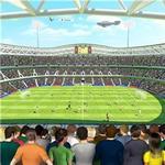 Fototapet Walltastic Football Crazy (41769)