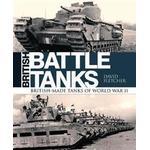 British Battle Tanks: British-Made Tanks of World War II (Inbunden, 2017)