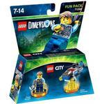 Spil tilbehør Lego Dimensions Fun Pack: Lego City 71266