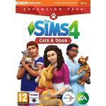 Simulation PC spil The Sims 4: Hunde og katte