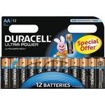 Duracell aa Batterier & Opladere Duracell Ultra Power AA 12-pack