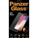 Glas Mobiltelefon tilbehør PanzerGlass Skærmbeskyttelse (iPhone X)