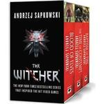 Time of contempt Bøger The Witcher Boxed Set: Blood of Elves, the Time of Contempt, Baptism of Fire, Hæfte