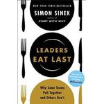Leaders Eat Last: Why Some Teams Pull Together and Others Don't, Hæfte