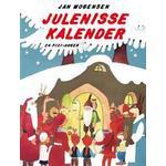 Julenisse kalender: 24 pixi-bøger, Hardback