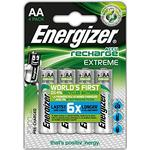 Energizer AA Accu Recharge Extreme 4-pack