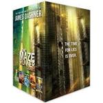 The Maze Runner Series Complete Collection Boxed Set, Hardback