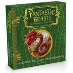 Fantastic beasts and where to find them Bøger Fantastic Beasts and Where to Find Them, Lydbog CD