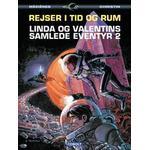 Rejser i tid og rum: Linda og Valentins samlede eventyr (Bind 2), Hardback