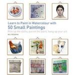 Learn to Paint in Watercolour with 50 Small Paintings, Hæfte