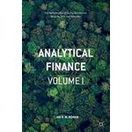 Analytical Finance, Paperback