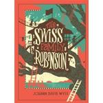The Swiss Family Robinson (Barnes & Noble Children's Leatherbound Classics), Ukendt format