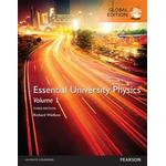 Essential University Physics, Volume 1 & 2 with MasteringPhysics, Global Edition, Ukendt format