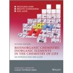 Bioinorganic Chemistry -- Inorganic Elements in the Chemistry of Life: An Introduction and Guide, Hæfte