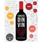 Forstå din vin: en visuel guide til vinens verden, Hardback