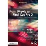 From iMovie to Final Cut Pro X, Paperback