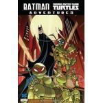 Batman/Teenage Mutant Ninja Turtles Adventures, Paperback