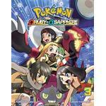 Pokemon Omega Ruby Alpha Sapphire, Vol. 3, Hæfte